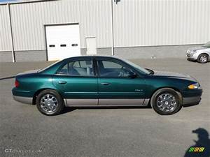 2000 Jasper Green Pearl Buick Regal Gs  59478946 Photo  8
