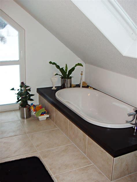 Modernes Bad Mit Dachschräge
