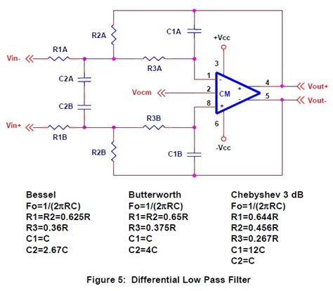 Caf Differential Amp Circuit Collection Parte