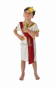 Kinder Römer Junge Kostüm Julius Caesar Outfit Altes Rom ...