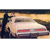 1974 Ford Thunderbird Contents  AUTOMOTIVE MILEPOSTS