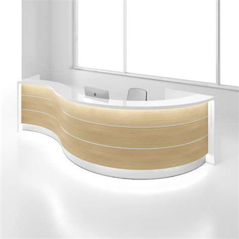 curved reception desks valde curved reception desk sohomod
