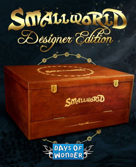 small world designer edition the small world designer edition is available for