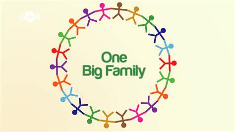 One Big Family клип бесплатно