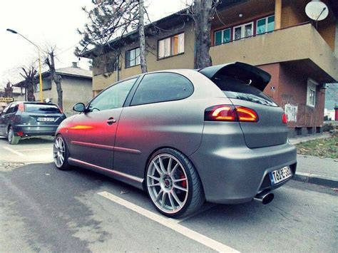 Seat Ibiza Tuning by Seat Ibiza 6l Seat Tuning Ibiza And Cars