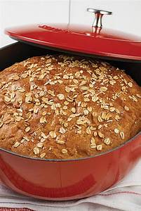no knead oat bread recipe king arthur flour