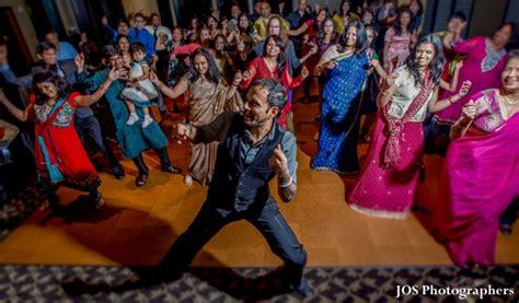 Lakeside Indian Wedding Reception By Jos Photographers