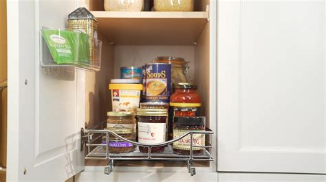 organize  pantry real simple