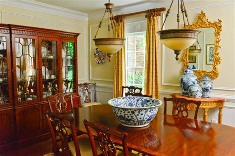 Handsome Traditional Townhome by Quarters Buckhead Townhome Of Clinton Rice