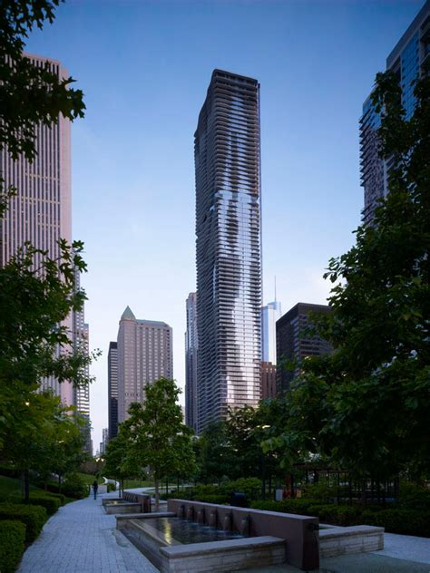 brackets aqua chicago tower succeeds