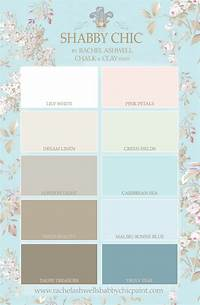 shabby chic paint colors Shabby Chic by Rachel Ashwell Chalk & Clay Paint