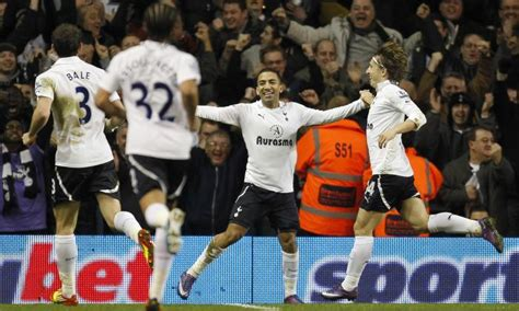 Tottenham 2-0 Everton: Spurs go level on points with Man ...