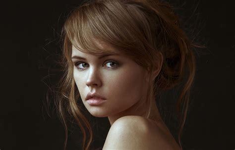 Anastasia Shcheglova Hot Model Hd Wallpaper Hd
