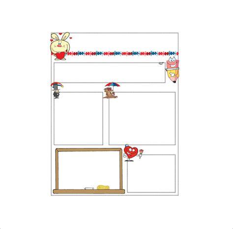 toddler classroom web template blank free printable preschool newsletter templates vastuuonminun