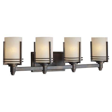 4 bulb vanity light talista 4 light antique bronze bath vanity light with