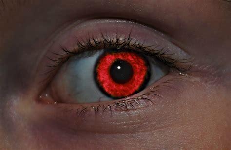 Red Eye Girl · Free Photo On Pixabay