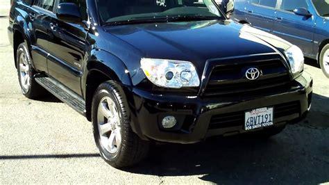 2008 Toyota 4runner Limited, V6, 2wd, Bob Smith Toyota