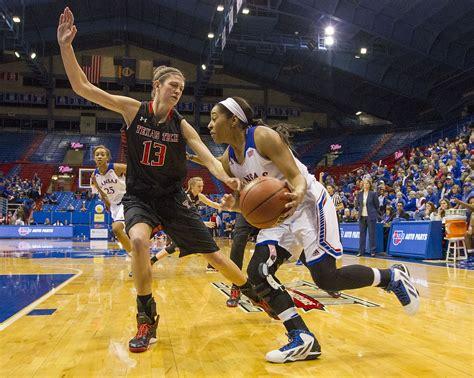 kansas womens basketball  texas tech kusportscom