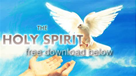 holy spirit meddy mp3 free download