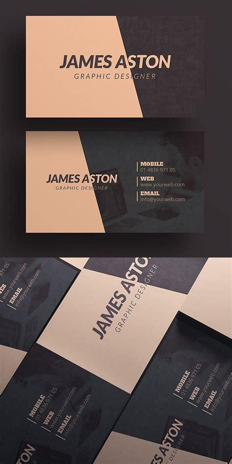 modern business card templates print ready design