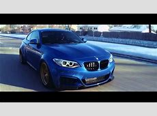 iND Portfolio Out of the Blue Ice M235i widebody YouTube