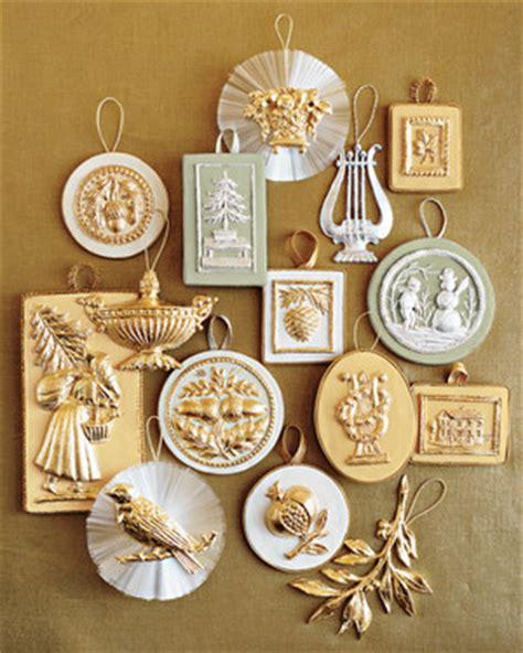 easy christmas crafts martha stewart