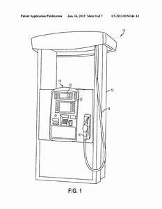 Schematic Fuel Dispenser