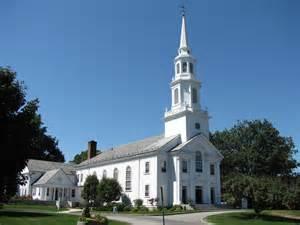 Trinitarian Congregational Church Concord MA