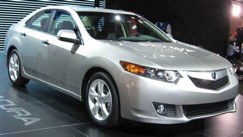 2008 Acura Tsx Manual by 2008 Acura Tsx Base Sedan 2 4l Manual