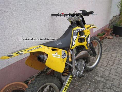 2001 Gasgas Mc / Ec 125 As Ktm Exc / Sx