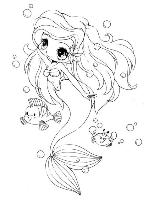 Best Mermaid Coloring Pages Ideas And Images On Bing Find What