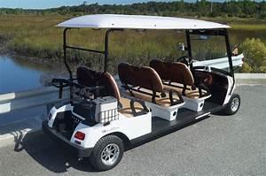 Motoev 6 Passenger Forward Facing Street Legal Golf Cart