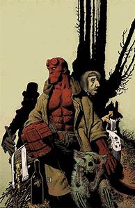 20 Years of Hellboy, Artist by Artist [Art Feature ...