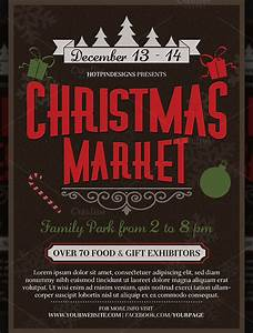 Christmas Poster Template Word Free 41 Christmas Flyers In Psd Eps Ai Indesign