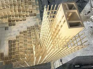 18-storey wooden residence building in UBC to be tallest ...