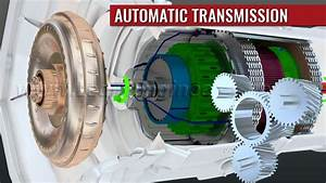 Automatic Transmission  How It Works
