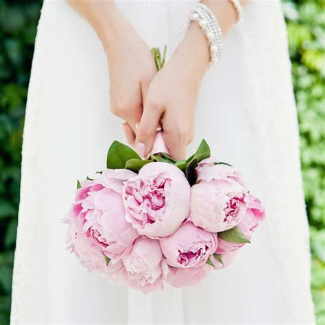 Peony Bouquets Everything You Need To Know Uk