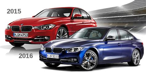 Bmw 3er Facelift 2015 by How Much Has The Facelift Changed The Bmw 3 Series