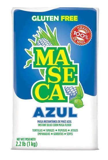 maseca blue corn instant  flour  de maiz azul