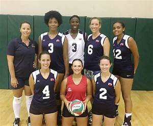 Volleyball Teams To Compete Internationally - Bernews