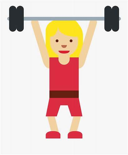 Lifting Clipart Clip Weight Weights Wieght Clipartkey