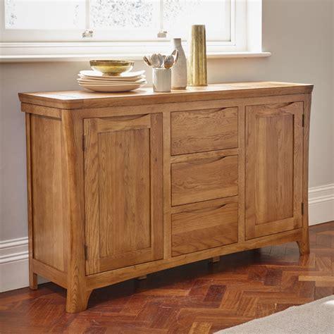orrick large sideboard solid oak oak furniture land