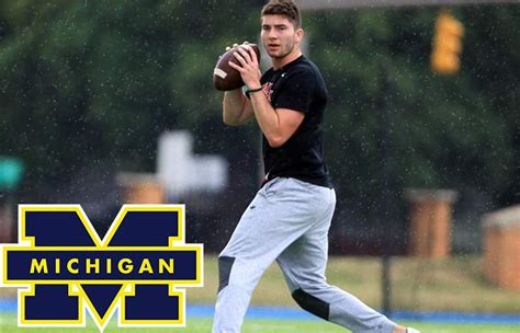 Ohio State Football Wallpaper Why Shea Patterson Could Lead Michigan Football To Victory In 2018