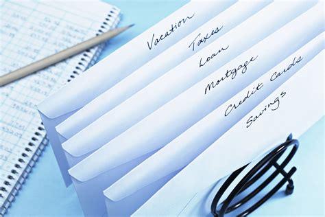envelope budgeting