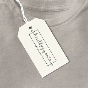 best 25 clothing tags ideas on pinterest With clothing label company