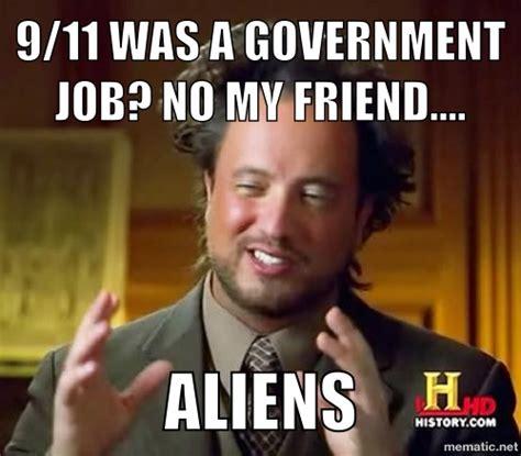 Conspiracy Theorist Meme - conspiracy theory meme