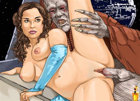 natalie portman in celebrity sex comics