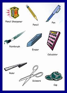 Classroom Items / Education Pictionary For Kids
