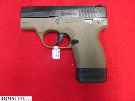 colored pistols armslist for sale beretta nano 9mm fde colored pistol