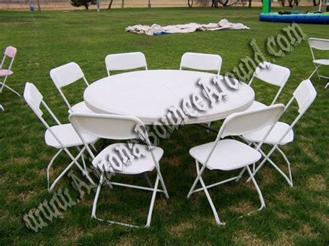 60 quot table and chair rental scottsdale